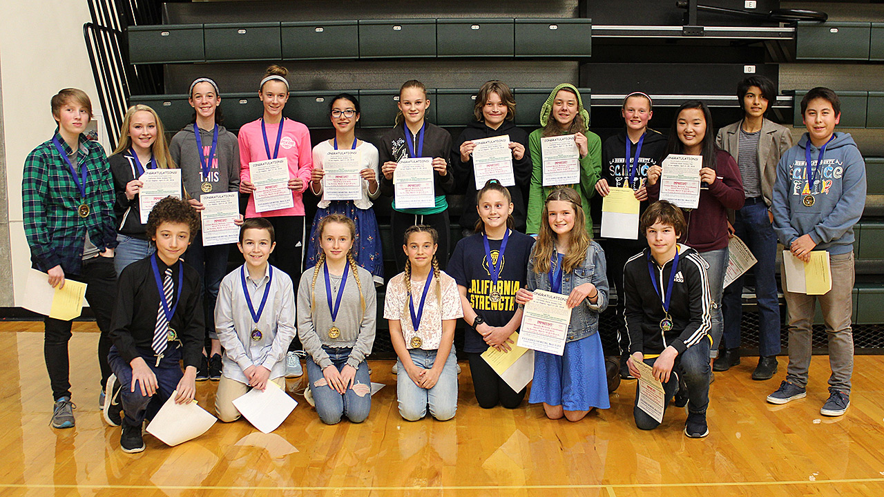 Rising Stars Foundation Announces 2018 Science Fair Winners