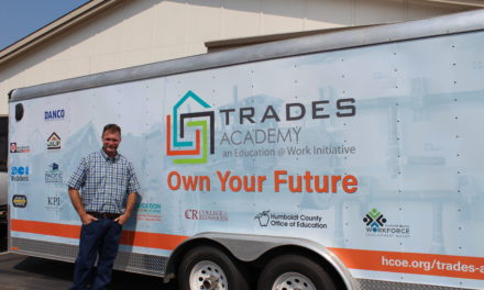The Trades Academy Mobile Lab Rolls In!