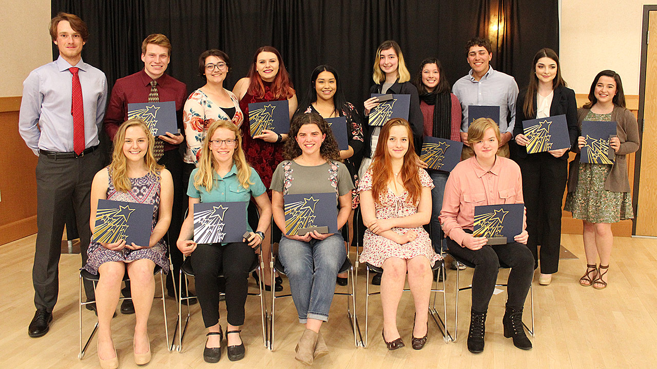 11th Annual Academic Achievement Team Honored