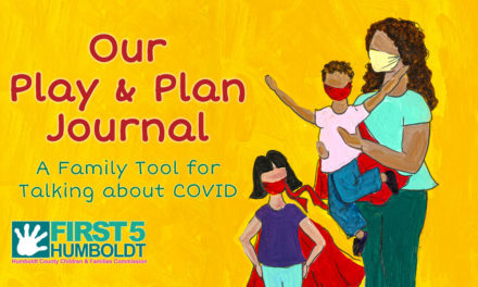 """Our Play & Plan Journal"", A Family Tool for Talking About COVID-19 Released"