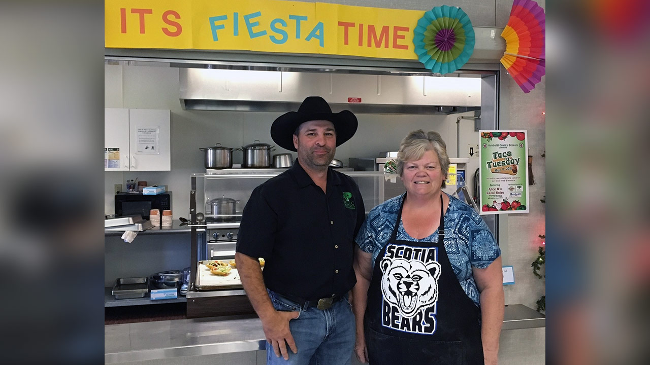 Sixth Annual Taco Tuesday Hits School Cafeterias on May 1