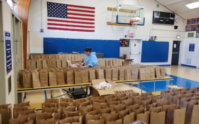 Humboldt County Schools Distribute Nearly 20,000 Meals in First Week of School Closure