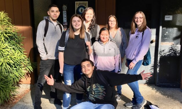 College Connect Takes Students to College of the Redwoods