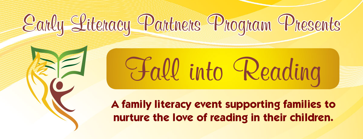 Fall Into Reading Graphic