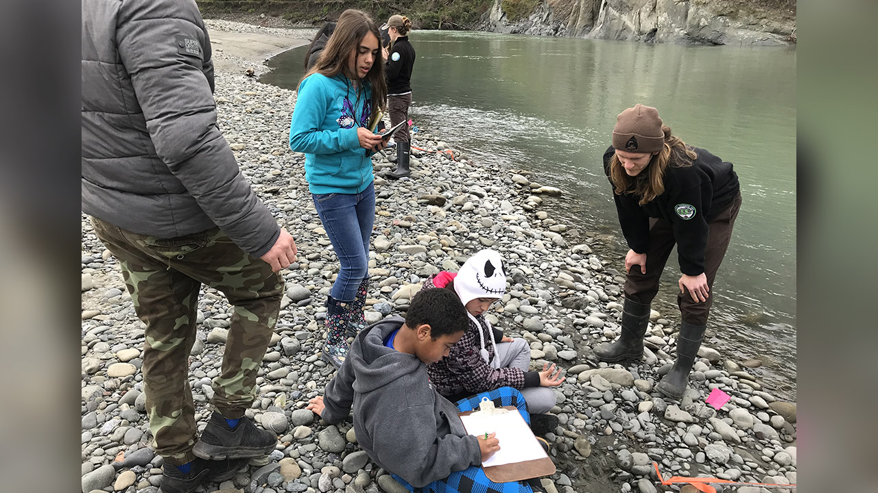 Ecology and Art Education Programs Promote Stewardship for Students
