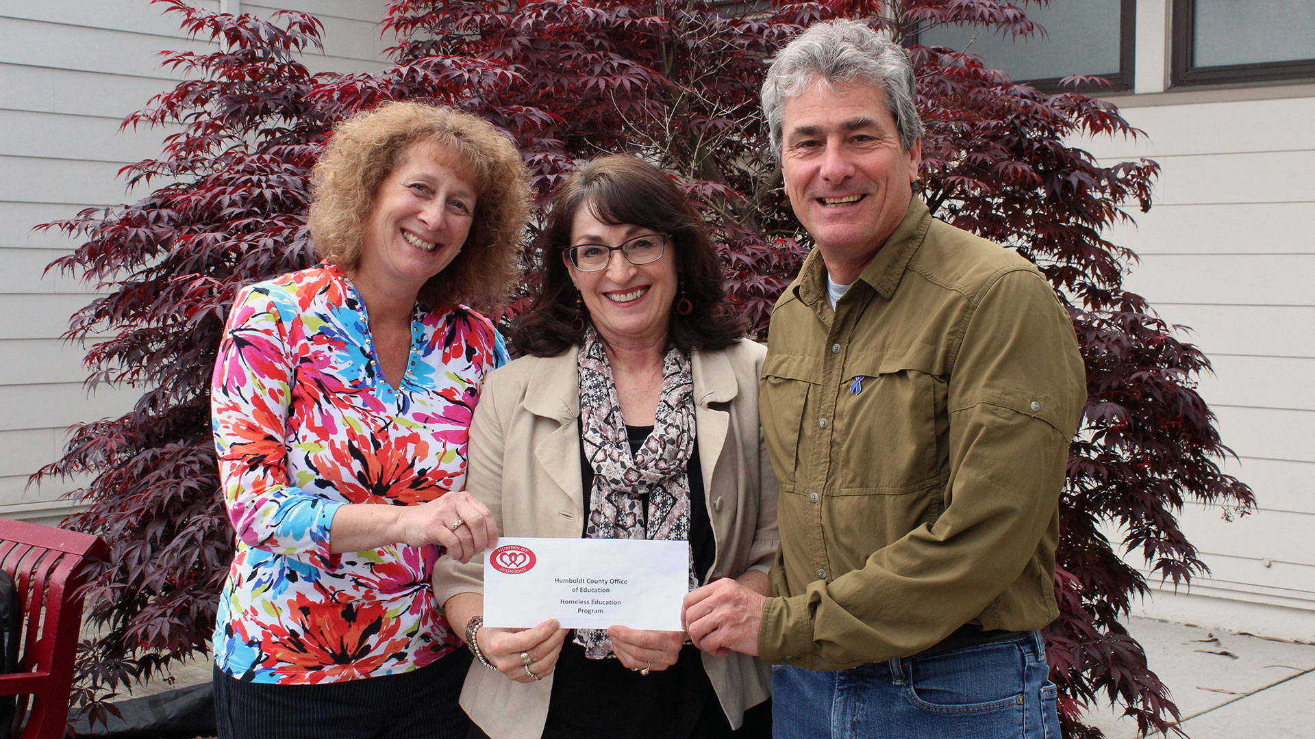 Humboldt Sponsors Generously Supports Youth Education