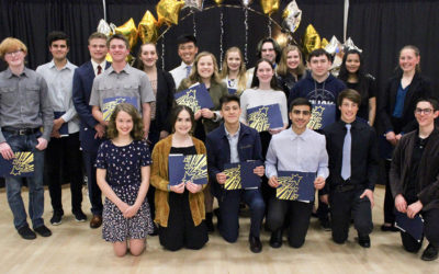 12th Annual Academic Achievement Team Honored
