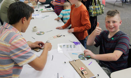 Family Maker Night Offers Something for Everyone