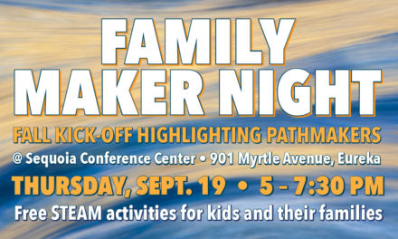 Monthly Family Maker Nights Offer STEAM Activities