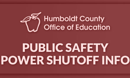 10/25/2019 – Public Safety Power Shutoff Information