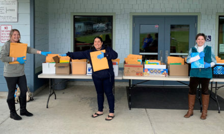 Many Schools Continue Meal Distribution during Spring Break