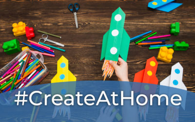 #CreateAtHome – Create Art at Home